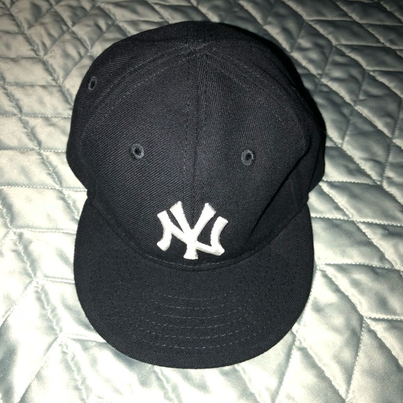 New York Yankees Infant Fitted Hat Size 6 71d292dd73f